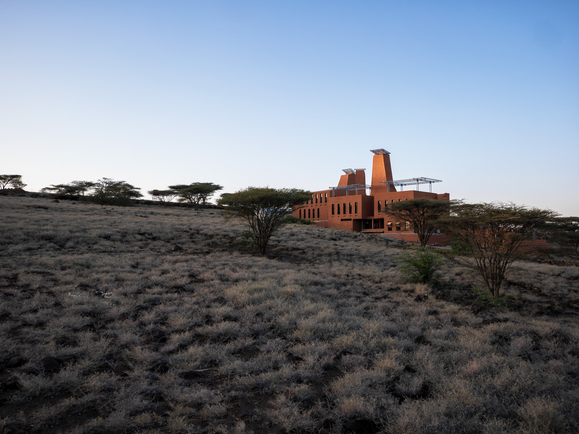 147_Startup Lions Campus Turkana located on the shore of Lake Turkana_Photo by Kinan Deeb for Kéré Architecture